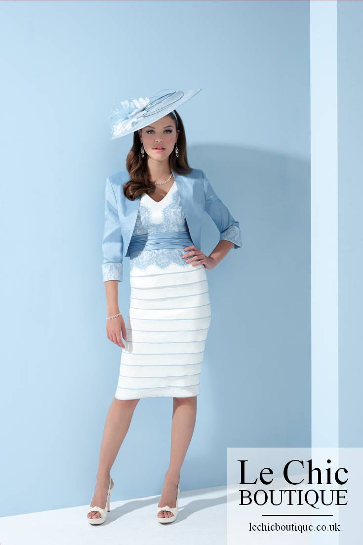 Plus Size Mother of the Bride Outfits - Le Chic Boutique
