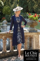 ..Condici, style 11290, Alabaster Navy