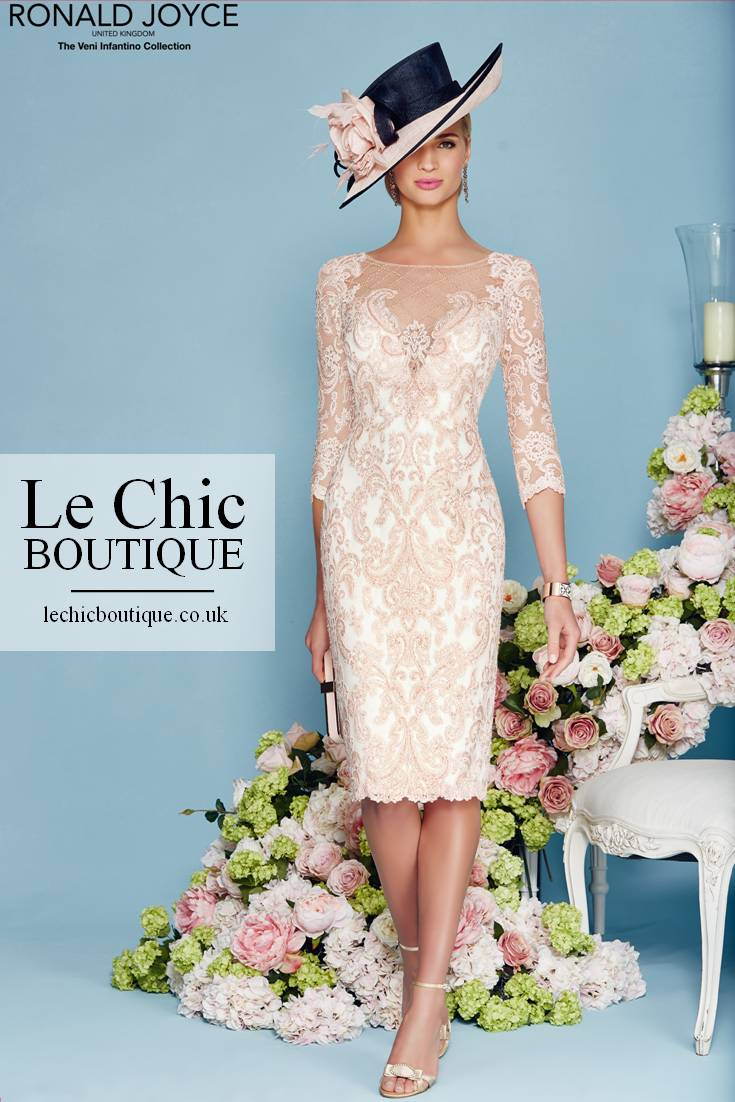 Top 2016 trends for the mother of the bride - Le Chic Boutique