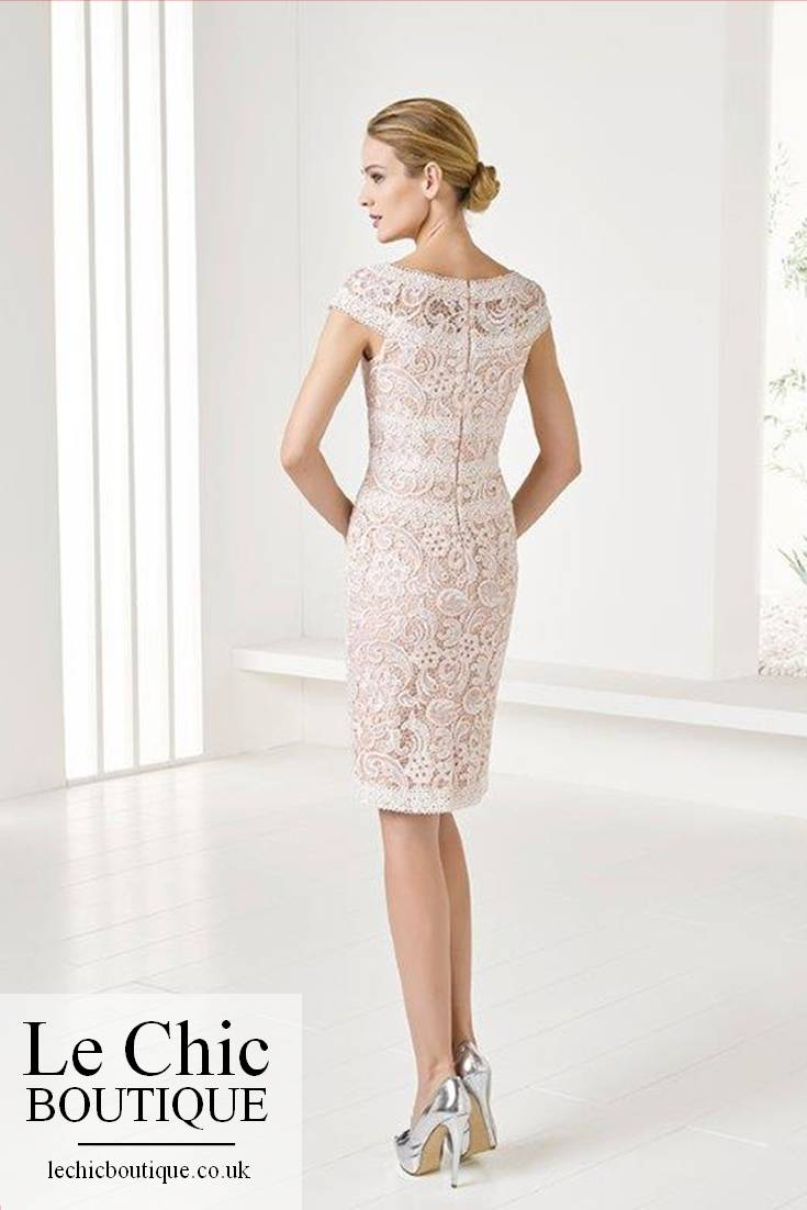 Kleid rosa clara