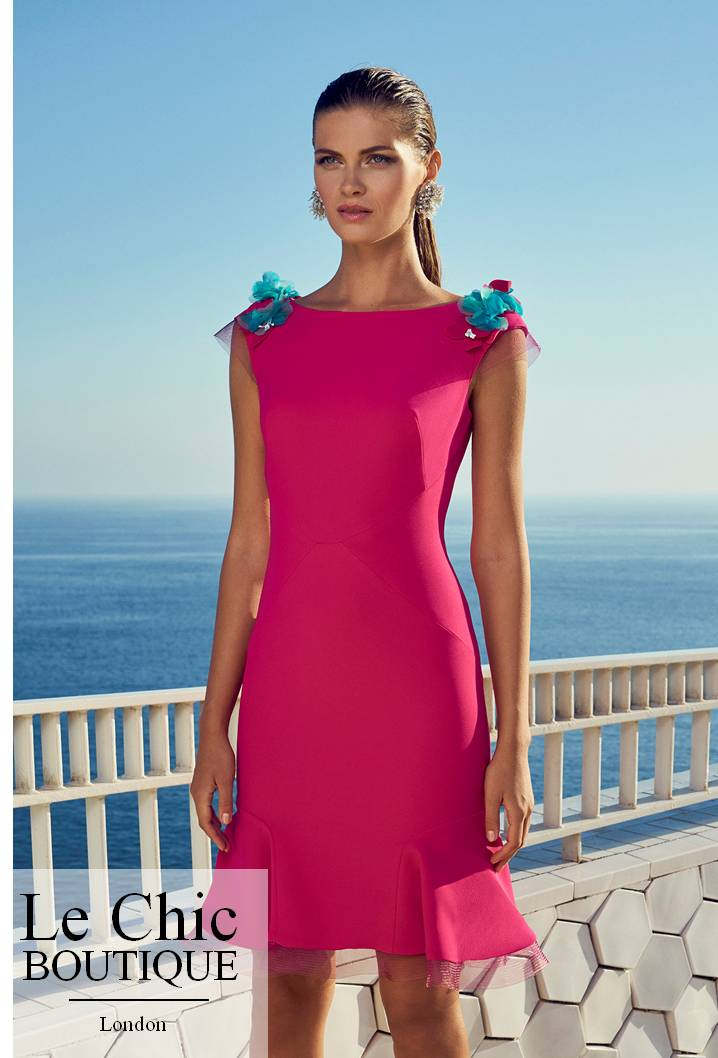 .Carla Ruiz, style 95717, Pink