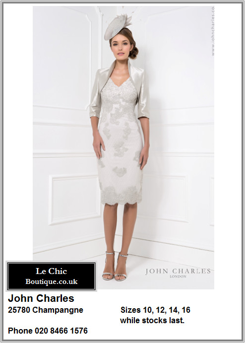 .John Charles, style 25780