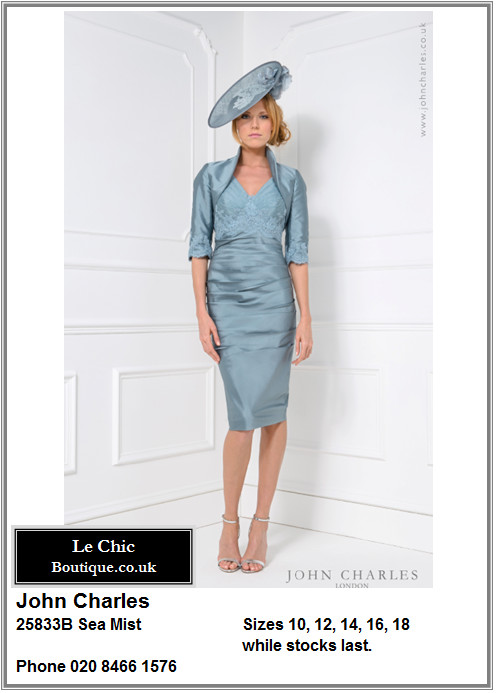 .John Charles, style 25833B