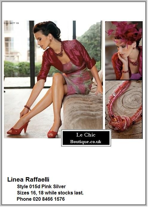 .Linea Raffaelli, style 015d, Was £780 now £546