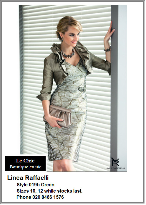 .Linea Raffaelli, style 019h, Was £775 now £543