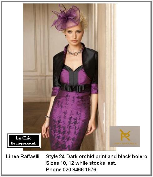 .Linea Raffaelli, style 024, Was £650 now £455
