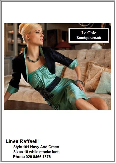 Linea Raffaelli, style 101, Was £849 now £595