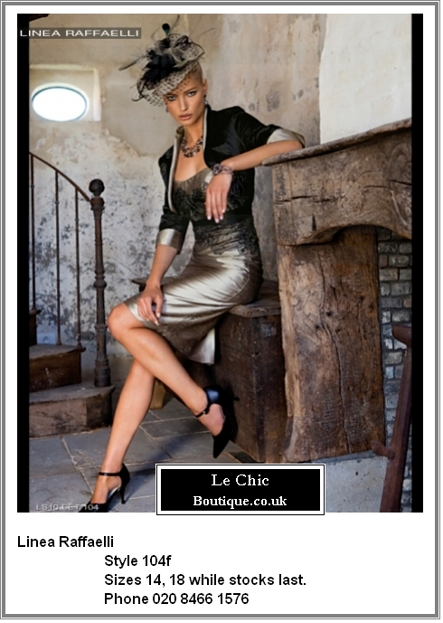 Linea Raffaelli, style 104f, Was £895 now £627