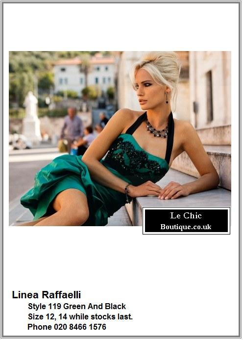 Linea Raffaelli, style 119, Was £895 now £627