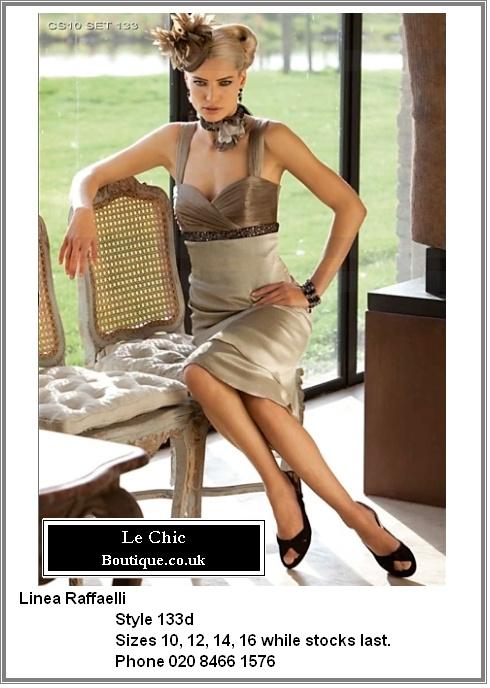 Linea Raffaelli, style 133d, Was £845 now £595