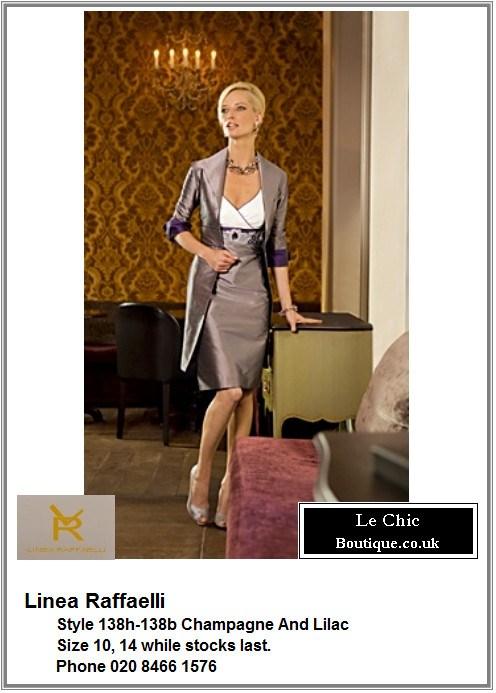 Linea Raffaelli, style 138h-138b, Was £945 now £664
