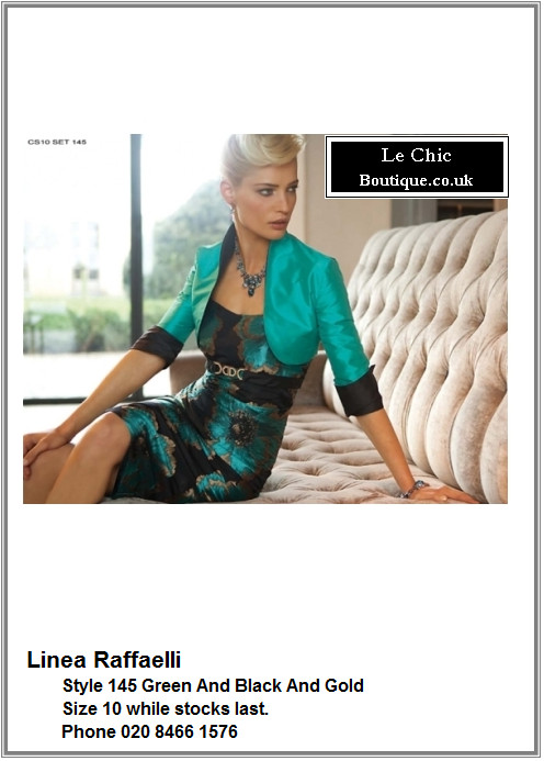 Linea Raffaelli, style 145, Was £895 now £627