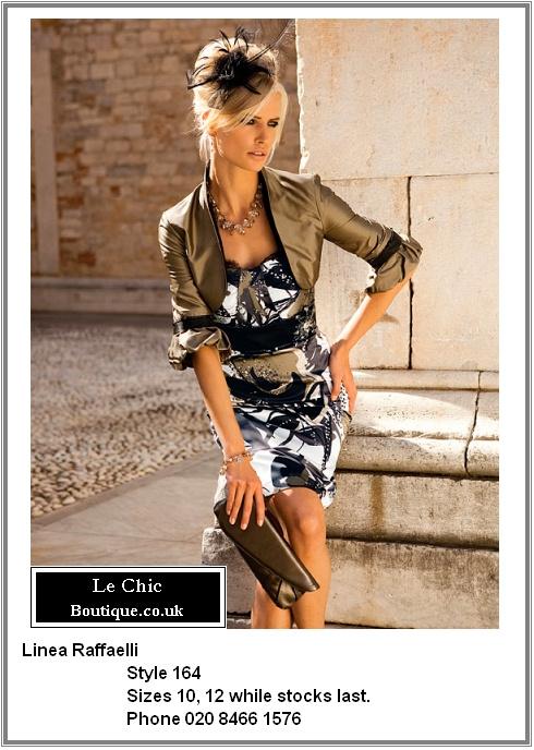 Linea Raffaelli, style 164, Was £935 now £654