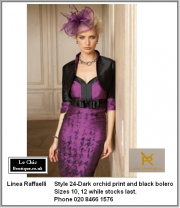 .Linea Raffaelli, style 024, Was £650 now £455