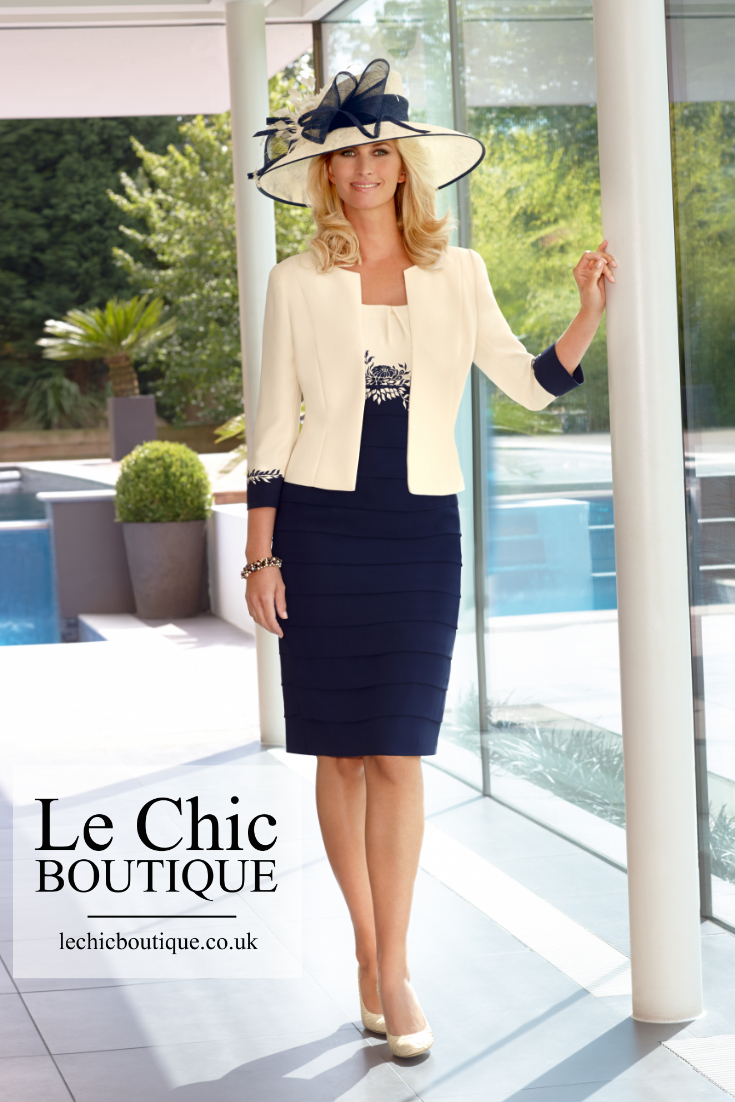 73df73df0c3 Size 24 Mother of the Bride Outfits - Le Chic Boutique