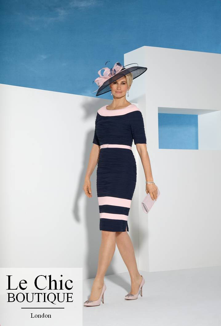 ...Condici, style 70961, Navy with pink