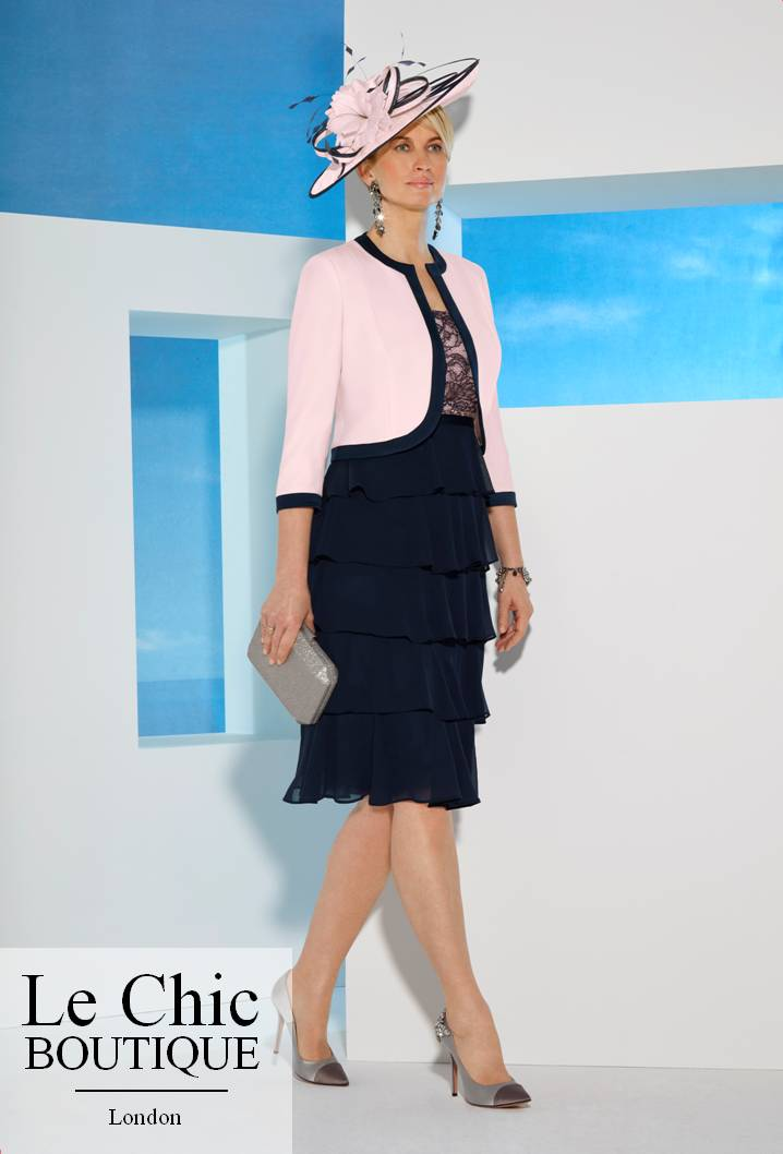 ...Condici; Condici, style 70971, Navy with cream; Navy with pink
