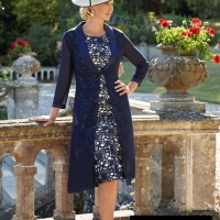 .Condici, style 11290, Alabaster Navy
