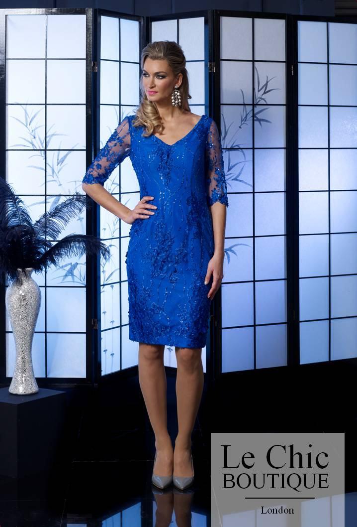 ....Veromia, style 4999, Cobalt