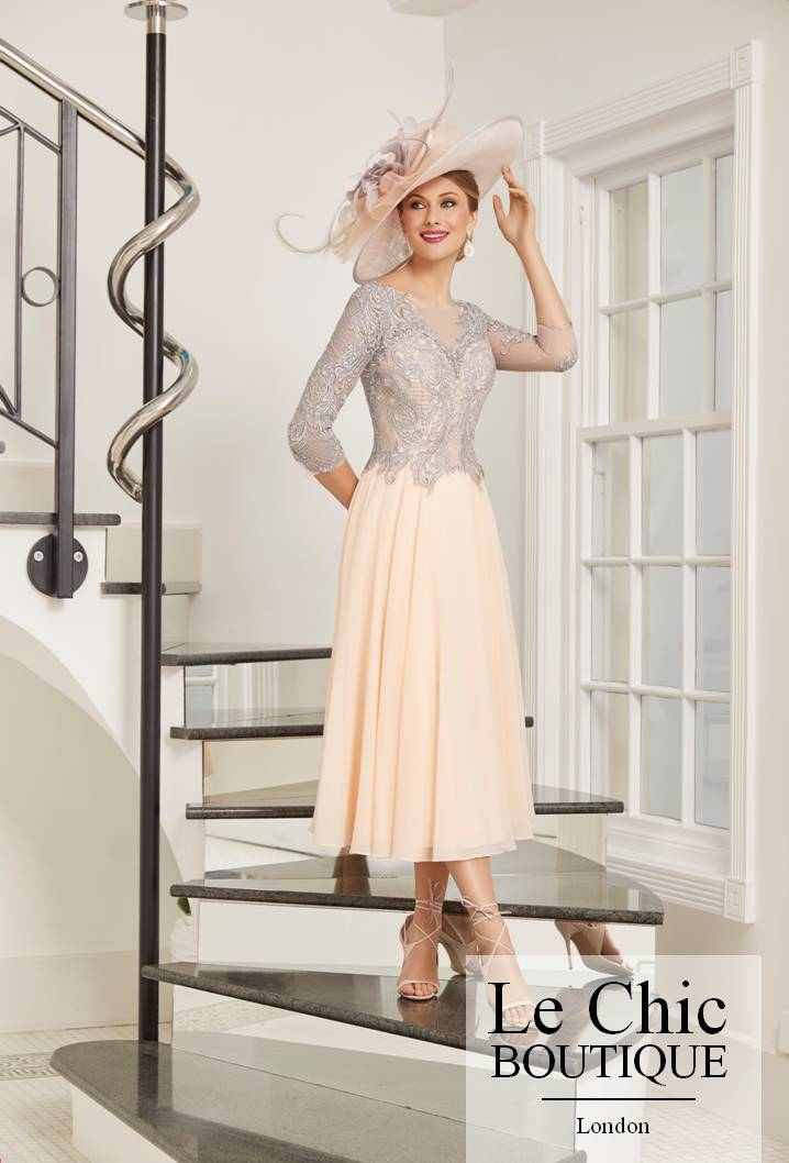 ...Ronald Joyce by Veni Infantino, style 991487, Silver and rose