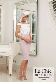...Ronald Joyce by Veni Infantino, style 991524; Ivory and silver