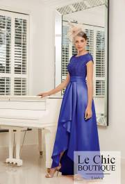 ...Ronald Joyce by Veni Infantino, style 991535, Royal blue.