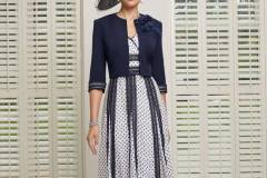 ...Ronald Joyce by Veni Infantino, style 991512, Navy and white