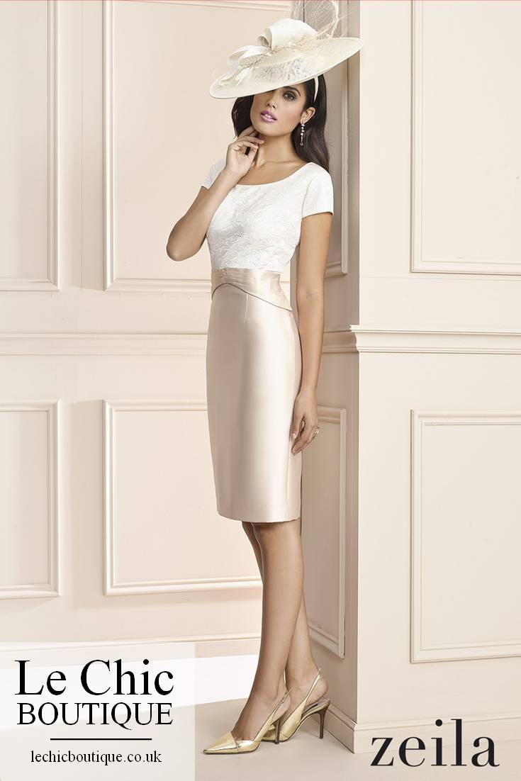 .Zeila, style 3020052, Cream and champagne