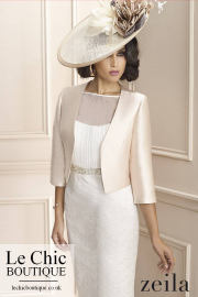 .Zeila, style 3020069,Cream and champagne