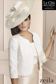 Zeila, style 3020052,Cream and champagne